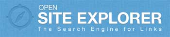 Open Site Explorer Logo