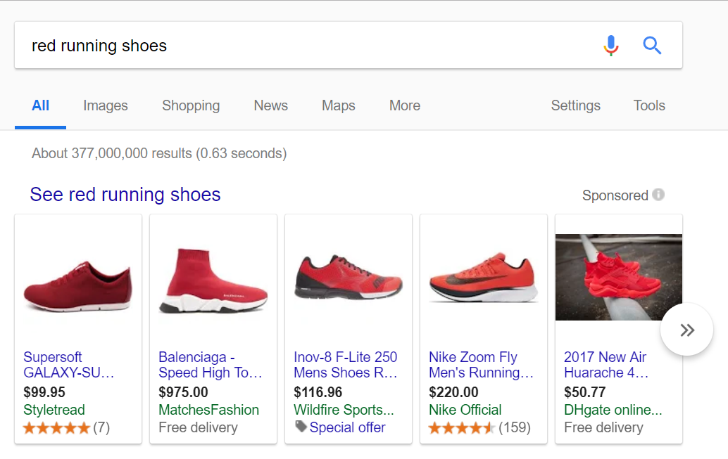 81ee2b8f Showing up for the right searches will boost your total impressions. You  should also see a good click-through-rate to your store because you've  matched the ...