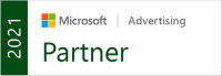 Microsoft Advertising Partner Badge 2021